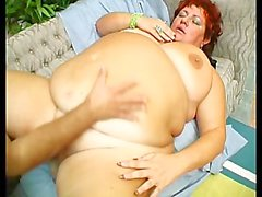 mature old redhead chubby chunky