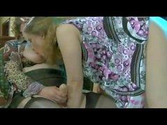 adolescenza calze strapon mamma