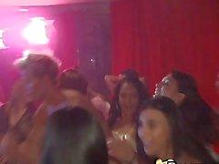 cfnm club party