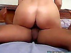 vaginal sex mature interracial threesome femdom