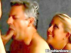 amateur bisexual blonde dildo fucking