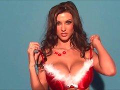 big-boobs christmas alice-goodwin british