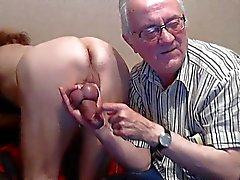me spanking balls