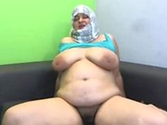amateur bbw behaart masturbation