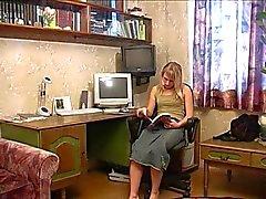 oude jonge russisch tieners