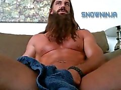 Hairy Verbal Jerk - May 2015 Jerk Off