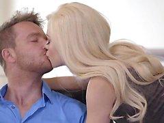 les grosses bites blond pipe branlette pornstar
