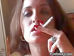 mamada fetiche oral de fumar