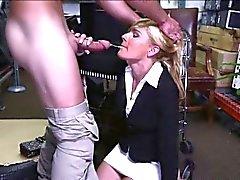 blondin avsugning hardcore milf