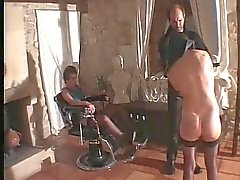 bdsm bondage french