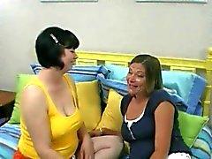 lésbicas amadurece milfs