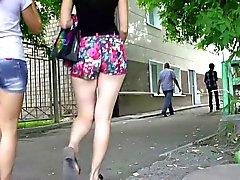parpadea upskirts voyeur