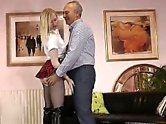 blonde blowjob hd
