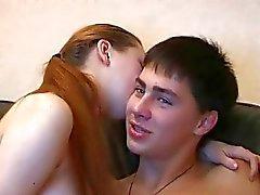 amateur amateur teen porn blowjob drilling teen pussy