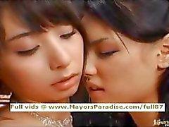 amador asiático bonitinho lésbica