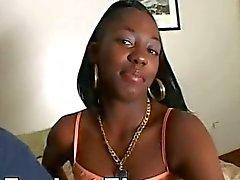 black creampie ebony hardcore