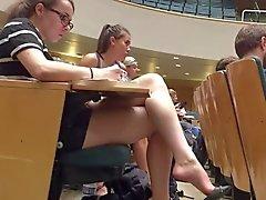 college feticismo del piede adolescenza