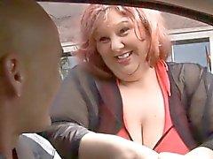 bbw big boobs blowjob fett