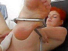bizarre fetish voyeur