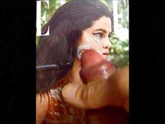 Bigflip Creaming Selena Gomez