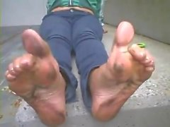 dirty stinky smelly