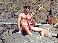 gay amateur beach blowjobs gays