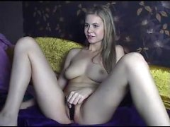 amateur baby blondine