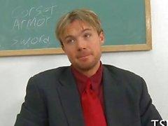 pompino hardcore insegnante adolescente