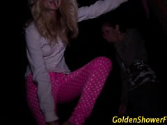 blonde fetish fingering hd lesbian