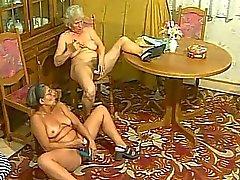 10 inch cock ffm granny mature fucking