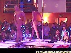 amateur hardcore public nudity