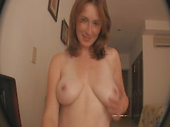 amateur big natural tits cougars
