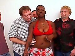big boobs blowjob gangbang group sex