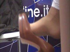 amateur hidden cams voyeur foot fetish