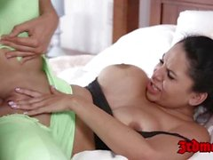 missy martinez couple vaginal sex brunette big tits