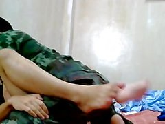 thai-teen-anal bareback-amateur asian-couple-sex army-guy