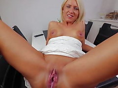 blondine deutsch hd video