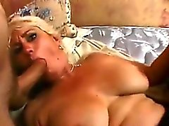 big boobs blonde blowjob gangbang granny