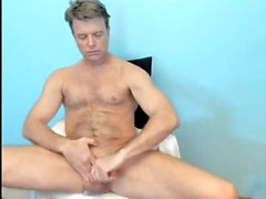 gay daddy masturbation