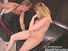 bdsm big boobs blonde fetish fingering
