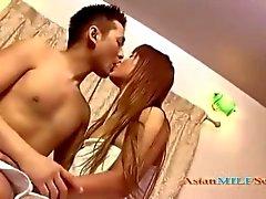 asian blowjob milf small tits