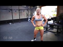 celebrities muscular women hd videos challenge