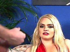 blondine cfnm domina fetisch