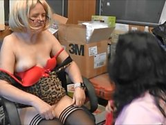 lesbian-squirt lesbian-domination big-natural-tits vibrator-orgasm