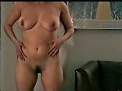 amateur poilu masturbation