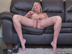 big boobs blonde hd masturbation milf