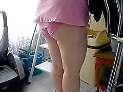 amatör brittiskt underkläder