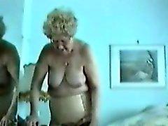 beach blonde granny stockings webcam
