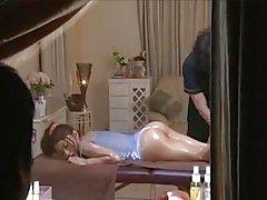 asiatique voyeur massage médical massage voyeur