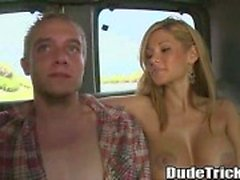 big tits shamale outdoor shamale shemale fucks guy shamale